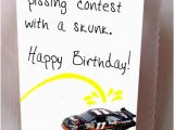 Nascar Birthday Card New Nascar themed Greeting Cards Nascar