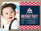 Nautical Birthday Invites 30 First Birthday Invitations Free Psd Vector Eps Ai
