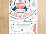 Nautical Birthday Invites Nautical Birthday Invitations Beach theme Adult Party