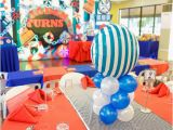 Nautical Decorations for Birthday Party A Nautical themed Birthday Party One Charming Day