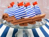 Nautical Decorations for Birthday Party Jett 39 S Nautical Birthday Party House Of Jade Interiors Blog