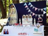 Nautical Decorations for Birthday Party Sailboats Ahoy It 39 S A Nautical Party B Lovely events