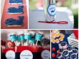 Nautical First Birthday Decorations Nautical First Birthday Party for Boy Spaceships and