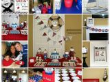 Nautical First Birthday Decorations Nautical First Birthday Party Project Nursery