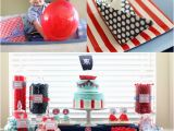 Nautical First Birthday Decorations Nautical Pirate Birthday Party Creative First Birthday