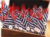 Nautical First Birthday Decorations the Larson Lingo Luke 39 S Nautical 1st Birthday Party