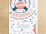 Nautical theme Birthday Invitations Nautical Birthday Invitations Beach theme Adult Party