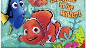 Nemo Birthday Party Invitations Disney Pixars Finding Nemo Fun events Inc Party Supplies