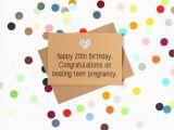 Never Ending Singing Birthday Card Birthday Card for Pregnant Friend Best Never Ending