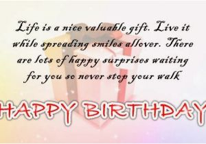 Nice Happy Birthday Quotes For Friends Quote