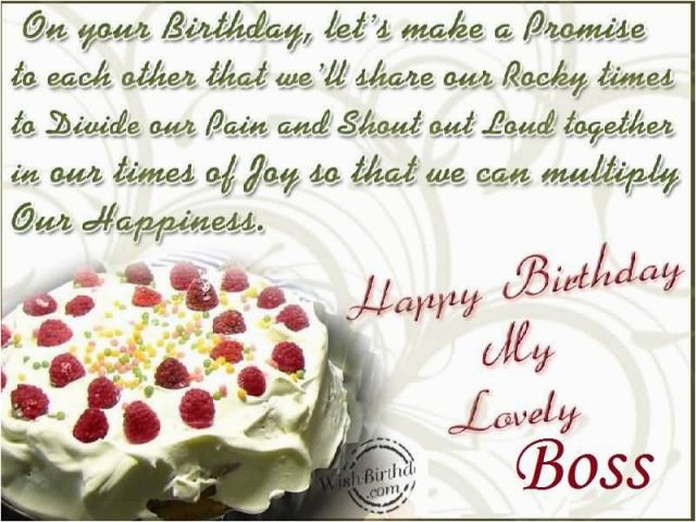 Nice Sayings For Birthday Cards Quotes Wishes Boss