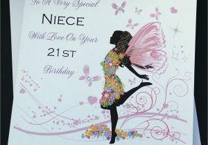 Niece 16th Birthday Card Handmade Sister Auntie Daughter