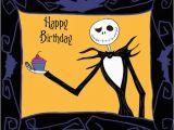 Nightmare before Christmas Birthday Card Happy Birthday Channy Happy Birthday Pinterest