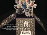 Nightmare before Christmas Birthday Card Nightmare before Christmas Card In A Box by Happystamper508