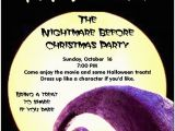 Nightmare before Christmas Birthday Invitation Template Utah County Mom Nightmare before Christmas Party