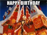 Nightmare before Christmas Birthday Meme Happy Birthday Jack Skellington Nightmare before