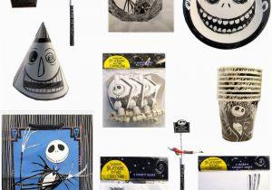 Nightmare before Christmas Birthday Party Decorations Nightmare before Christmas Birthday Halloween Party