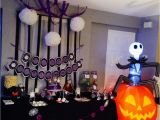 Nightmare before Christmas Birthday Party Decorations Nightmare before Christmas Party Decorations Letter Of