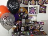 Nightmare before Christmas Birthday Party Decorations the Nightmare before Christmas Happy Birthday Party Pack