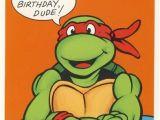 Ninja Turtle Birthday Meme Raphael Birthday Greeting Card Ninja Turtles Tmnt