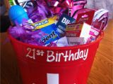 Novelty 21st Birthday Gifts for Him Gift Basket My Daughter Made This for My Daughter Her