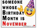 November Birthday Memes 25 Best Memes About Birthday Month Birthday Month Memes