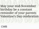 November Birthday Memes 25 Best Memes About November Birthday November Birthday