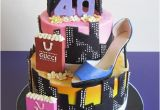 Nyc 40th Birthday Ideas 17 Best Images About Hat Box and Shoe Cake Ideas On
