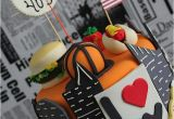 Nyc 40th Birthday Ideas Kara 39 S Party Ideas New York City Big Apple 40th Birthday