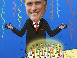 Obama Birthday Cards Coming to A Birthday Party Near You Obama Vs Romney