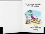 Obama Birthday Cards Obama Birthday Card