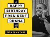 Obama Happy Birthday Card Down the Rabbit Hole to Obamaland Danmillerinpanama