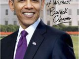 Obama Happy Birthday Card Funny Political Cards Cards Free Postage Included