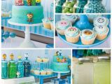 Octonauts Birthday Decorations events A to Z O is for Octonauts Birthday Party Sweet