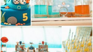 Octonauts Birthday Decorations Kara 39 S Party Ideas Octonauts Party