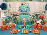 Octonauts Birthday Decorations Octonauts themed Party Little Wish Parties