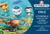 Octonauts Birthday Invites Octonauts Party Invitations Cimvitation