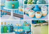 Octonauts Birthday Party Decorations events A to Z O is for Octonauts Birthday Party Sweet