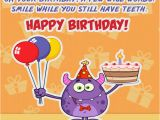 Odd Birthday Cards Funny Birthday Wishes and Messages