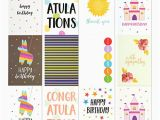 Office Birthday Cards Bulk 48 Pack assorted All Occasion Greeting Cards Includes
