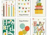 Office Birthday Cards Bulk 48 Pack Blank Happy Birthday Greeting Cards Bulk Box Set