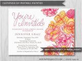 Office Depot Birthday Invitations Bridal Shower Invitations Bridal Shower Invitations