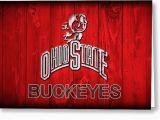 Ohio State Birthday Card Ohio State Buckeyes Greeting Cards for Sale