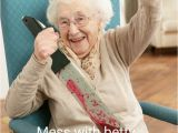 Old Lady Birthday Meme Best 25 Funny Old Ladies Ideas On Pinterest Old Lady
