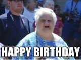 Old Lady Birthday Meme Happy Birthday Old Lady Wat Quickmeme
