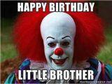 Older Brother Birthday Meme Best 25 Happy Birthday Brother Funny Ideas On Pinterest