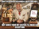 Older Sister Birthday Meme 40 Birthday Memes for Sister Wishesgreeting