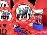 One Direction Birthday Decorations One Direction Party Supplies 1d Partyware Party Delights