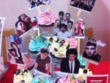 One Direction Birthday Decorations One Direction theme Party Moms Pinterest Birthdays