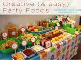 One Year Old Birthday Decorations 1 Year Old Birthday Party Food Ideaswritings and Papers